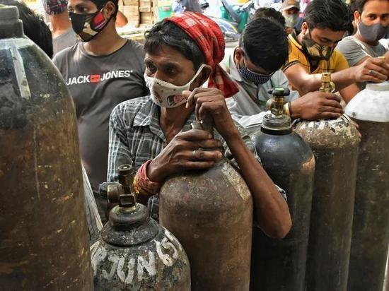 让疫苗接种者再感染推动印度新一轮疫情的变异株有多可怕