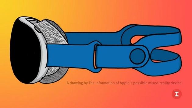 消息称苹果AR/VR头显需连接iPhone等设备已完成5nm定制芯片工作